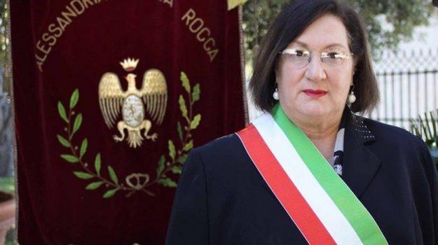alessandria della rocca, Giovanna Bubello, Agrigento, Politica