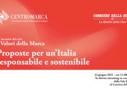 I valori della marca: proposte per un'Italia responsabile e sostenibile  L'incontro promosso da Centromarca in collaborazione con il Corriere della Sera - CorriereTV