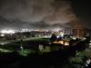 Boato nella notte a Palermo, in fiamme il capannone della Bosco surgelati in via Ugo La Malfa