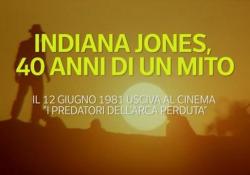 Indiana Jones, 40 anni di un mito Il 12 giugno 1981 usciva al cinema «I predatori dell'arca perduta» - Ansa