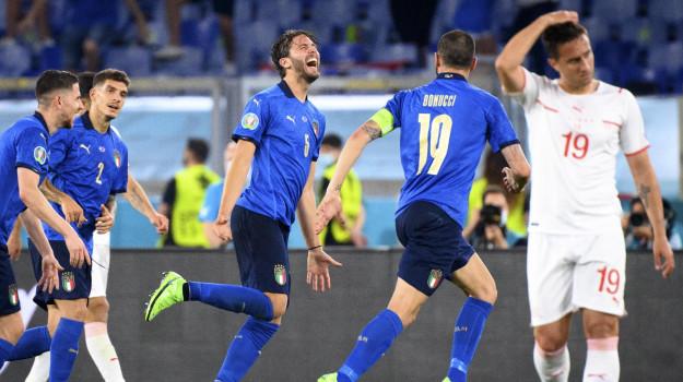 europei, italia svizzera, Roberto Mancini, Sicilia, Calcio