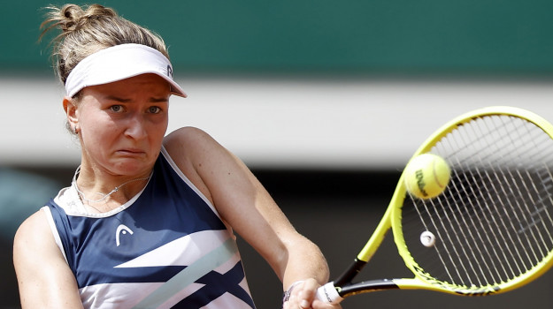 Roland Garros, Tennis, Barbora Krejcikova, Sicilia, Sport