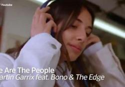 L'inno degli Europei e «Ringo Starr» si somigliano? Le due canzoni a confronto Il pezzo di Martin Garrix e U2 da una parte e quello dei Pinguini Tattici Nucleari dall'altra - Ansa