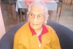 Addio a zia Lucia Castiglione, Bronte piange la sua abitante più longeva: aveva 108 anni