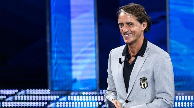 Euro 2020, Roberto Mancini, Sicilia, Calcio