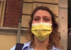 Maturità a Torino, dopo l'esame: «Ora test di medicina, anche se col Covid ho tentennato» Le speranze e le aspettative degli studenti in uscita dal Liceo D'Azeglio - Ansa