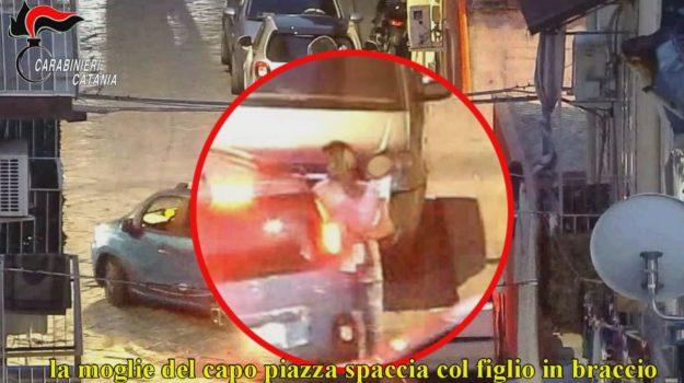 cocaina, droga, Catania, Cronaca