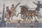 Alla scoperta dei cavalli nei mosaici di villa romana del Casale, incontro a Piazza Armerina