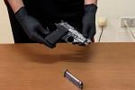 Nasconde una pistola con matricola abrasa, 46enne arrestato a Motta Camastra