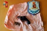 Pistola clandestina nascosta in casa, giovane arrestato a Siracusa