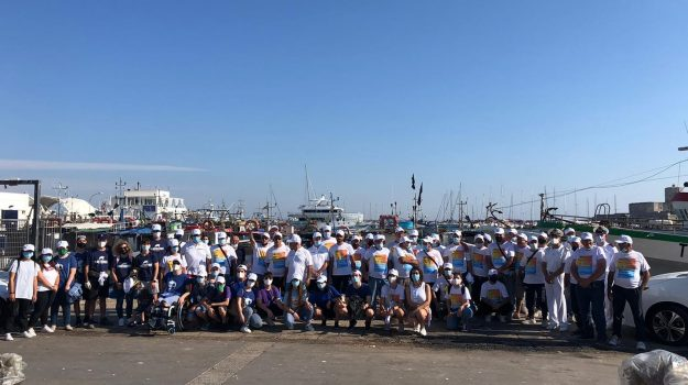 pesca, porti, rifiuti, Trapani, Cronaca