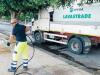 Strade e piazze nel degrado ad Agrigento, iniziato intervento straordinario di pulizia