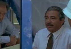 Renzo Montagnani in una scena del film «Amici miei» L'attore protagonista del film di successo - Corriere Tv