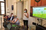 La presentazione del progetto per la sicurezza nelle aree attorno alle scuole