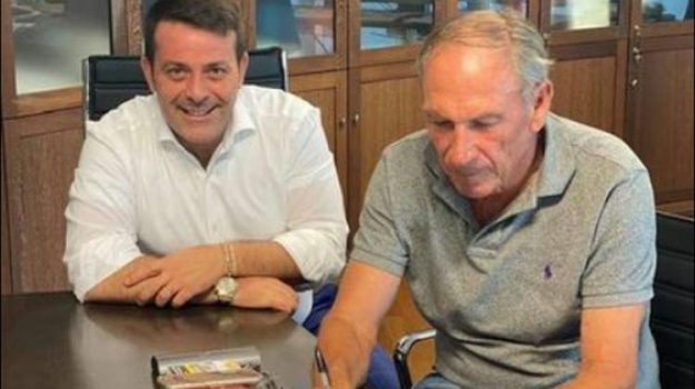 foggia, Zdenek Zeman, Sicilia, Calcio