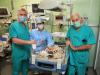 Malformazione le impediva di respirare, operata a 3 giorni