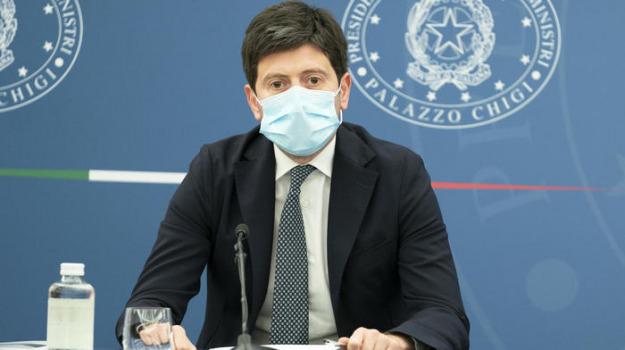 coronavirus, variante delta, Roberto Speranza, Sicilia, Politica