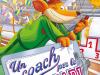 Geronimo Stilton, il famoso topo diventa allenatore per le Olimpiadi