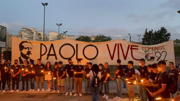 strage via d'amelio, Palermo, Cronaca