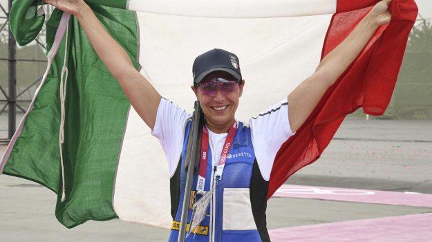 olimpiadi tokyo 2020, Diana Bacosi, Sicilia, Sport