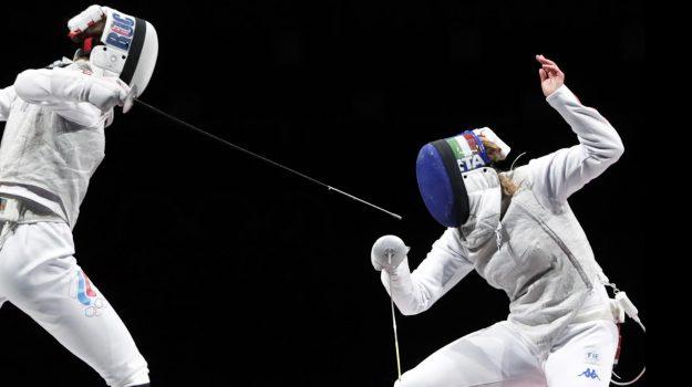 olimpiadi tokyo 2020, alice volpi, Arianna Errigo, giovanna trillini, Valentina Vezzali, Sicilia, Sport