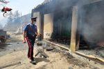 Incendi, intercetta le comunicazioni radio tra i forestali al lavoro: siracusano denunciato