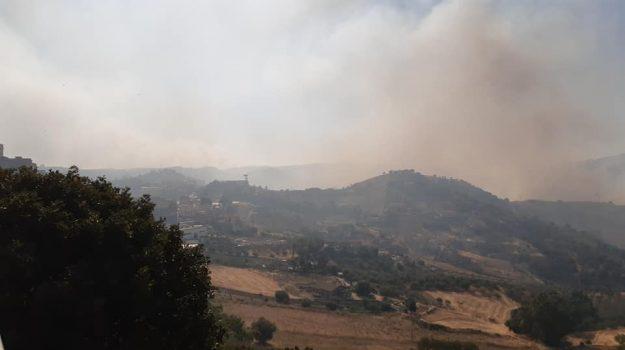 incendi, Enna, Cronaca