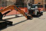 Riesi, al via i lavori per sostituire il collettore fognario di Viale Don Bosco