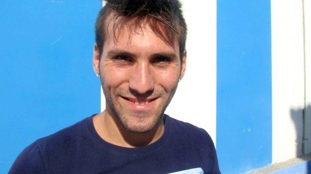 Jetty Russello, Mario Erbini, Agrigento, Calcio