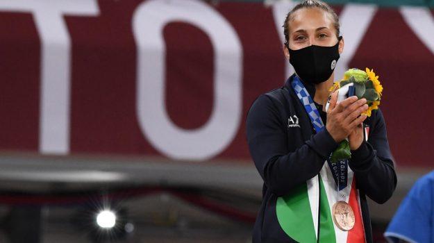 Judo, olimpiadi tokyo 2020, Odette Giuffrida, Sicilia, Sport