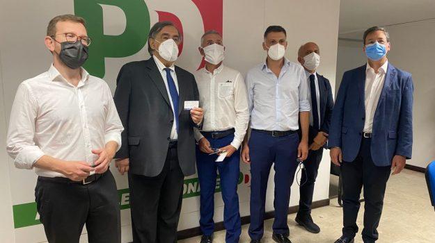 pd, Leoluca Orlando, Palermo, Politica
