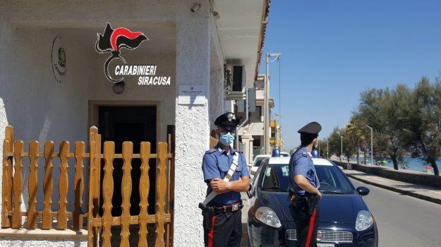 augusta, carabinieri, Siracusa, Cronaca