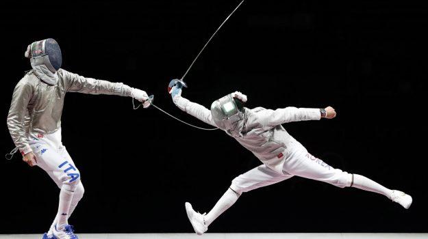 olimpiadi tokyo 2020, taekwondo, Vito Dell'Aquila, Sicilia, Sport