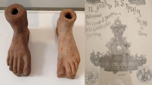 Festino, museo Salinas, Vaccinarte, Alberto Samonà, Caterina Greco, Palermo, Cultura