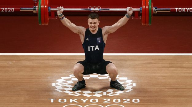 olimpiadi tokyo 2020, Gabriele Detti, Sicilia, Sport