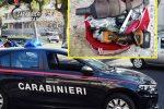 In coppia per rubare il catalizzatore di un'auto: arrestati entrambi
