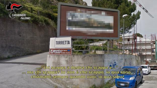 mafia, torretta, Palermo, Cronaca