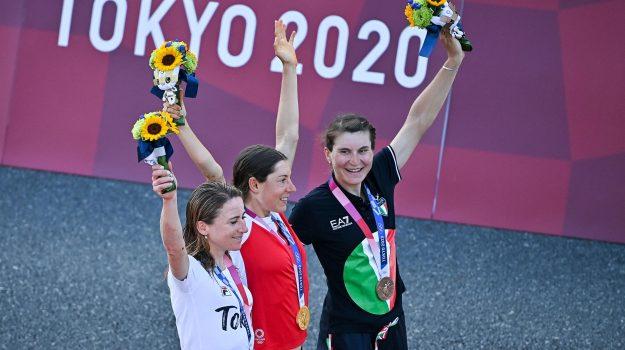 olimpiadi tokyo 2020, Elisa Longo Borghini, Sicilia, Sport