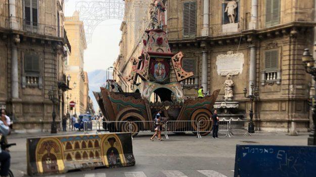 Festino, Palermo, Cronaca
