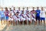 Il Catania Beach Soccer si aggiudica la SuperCoppa di Lega