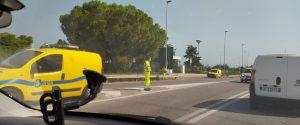 Tir prende fuoco, inferno in autostrada a Scillato: automobilisti in coda per ore sulle strade alternative