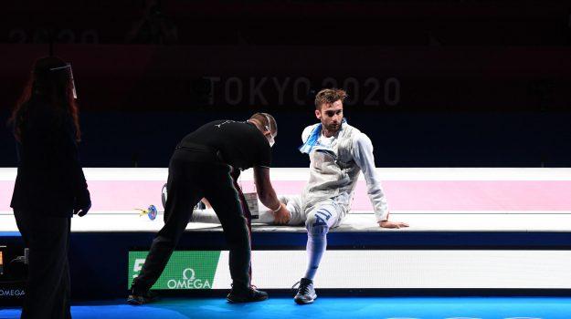 olimpiadi di tokyo 2020, scherma, Daniele Garozzo, Catania, Sport