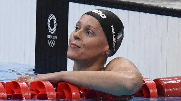 nuoto, olimpiadi tokyo 2020, Federica Pellegrini, Sicilia, Sport