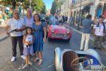 A Lipari il trofeo Gattopardo: auto d'epoca anche dall'estero sfilano tra le vie dell'isola