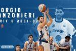 Basket, Giorgio Canzonieri riconfermato alla Virtus Kleb Ragusa