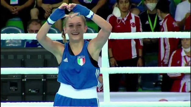 boxe, europei, Graziella Schininà, Ragusa, Sport