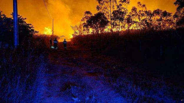 incendi, regione siciliana, Sicilia, Cronaca