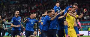 Italia-Inghilterra 4-3 ai rigori, la partita minuto per minuto