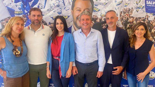 Lega, Palermo, Politica