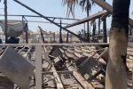 Incendi a Catania, ecco cosa resta del lido devastato dalle fiamme